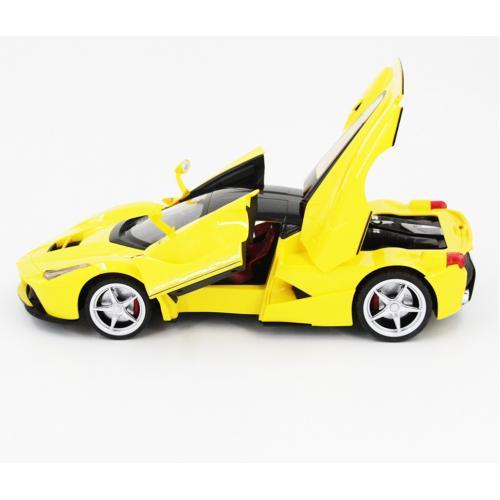Радиоуправляемая машина Ferrari Laferrari 1:14 (35 см, свет, открыв. двери)