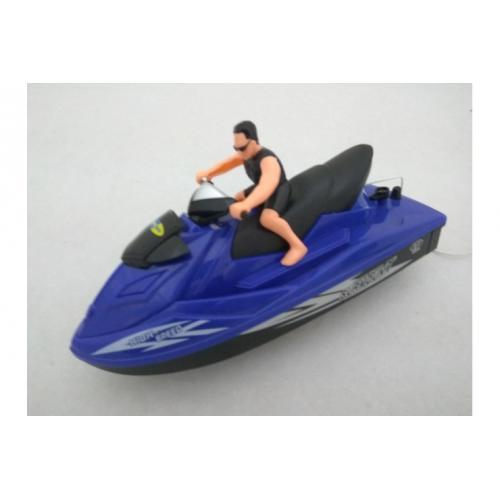 Радиоуправляемый гидроцикл катер Motorboat Tonshuo (20 см)