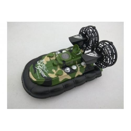 Радиоуправляемая амфибия катер на воздушной подушке (25 см)
