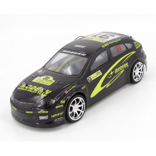 Радиоуправляемая дрифт-машина Subaru Impreza WRC GT 1:14 (4WD, 33 см, доп. колёса)