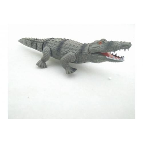 Игрушка радиоуправляемая Крокодил (свет, звук, длина 27 см)