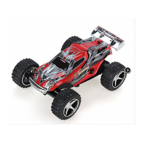 Мини внедорожник радиоуправляемый WL Toys L929 1:32 (15 см, 2WD, 20 км/ч)