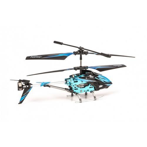 Радиоуправляемая модель вертолёта соосной схемы Wltoys s929 (23 см, до 10 м)