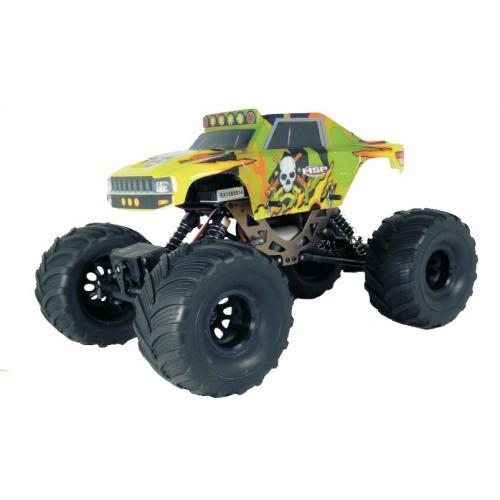 Радиоуправляемый краулер 4WD 1:16 2.4G (32 см)