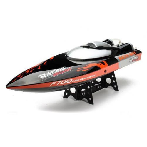 Большой радиоуправляемый катер скоростной Racing Boat (35 км/ч, 65 см, до 100 м)