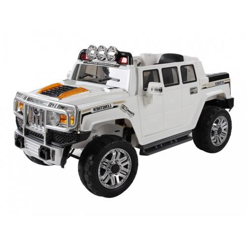 Радиоуправялемый детский электромобиль JJ255B Hummer 12V (140 см)