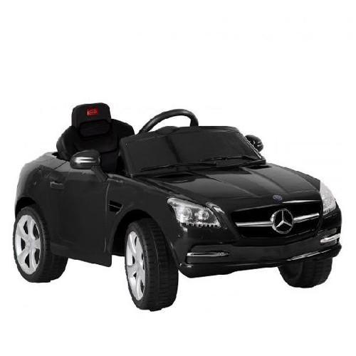 Радиоуправляемый детский электромобиль Rastar Mercedes SLK CLASS черный (110 см)