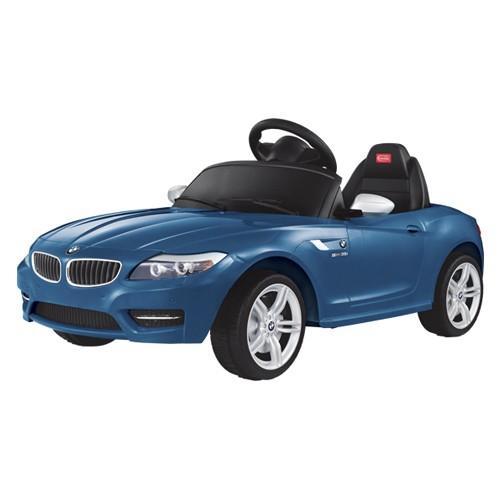 Радиоуправляемый детский электромобиль Rastar BMW Z4 синий (110 см)
