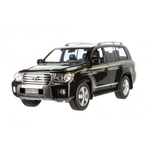 Машина радиоуправляемая Toyota Land Cruiser 1:14 (свет, 36 см, 10 км/ч)