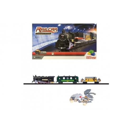 Железная дорога (350 деталей) 1608-1B
