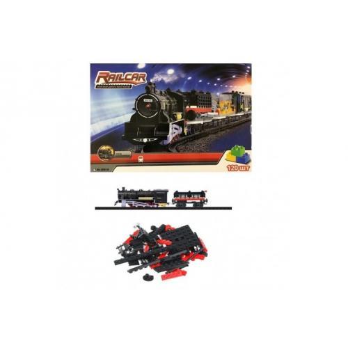 Железная дорога (120 деталей)1608