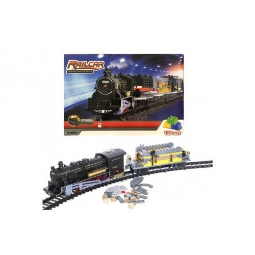 Железная дорога (120 деталей) Fenfa 1608-3B