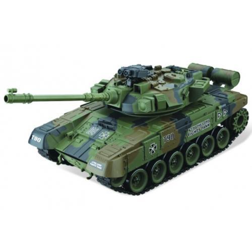 Радиоуправляемый танк T-90 Владимир масштаб 1:20 40Mhz