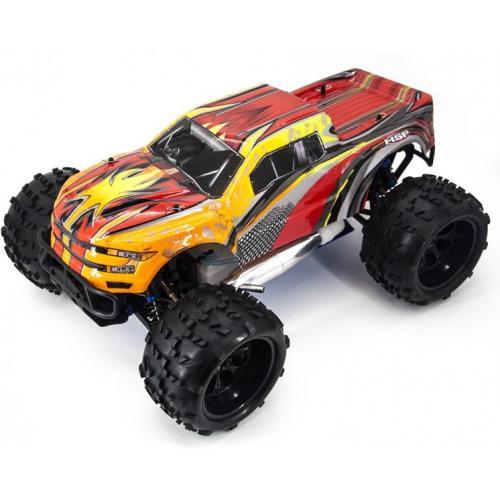 Радиоуправляемый монстр Savagery Nitro Monster Truck 4WD 1:8 - 94972-97292
