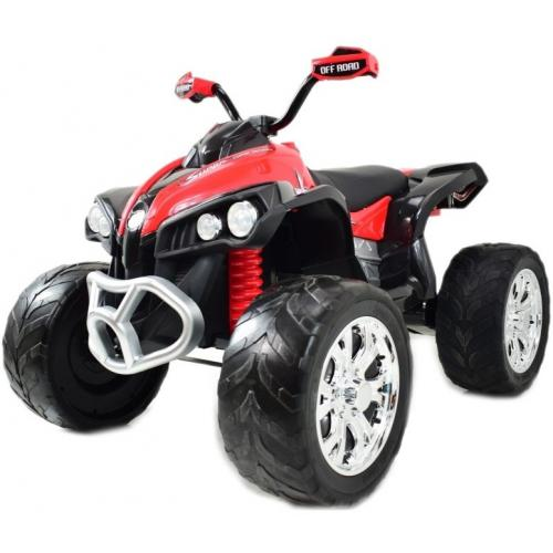 Детский квадроцикл с пультом управления 2WD RED - FB-6677