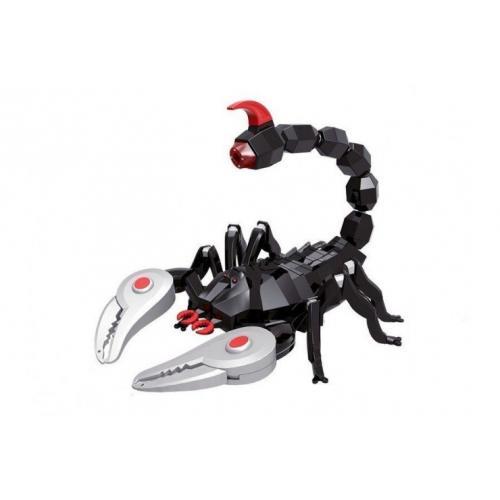 Механический скорпион на ИК-управлении Feilun, звук, свет