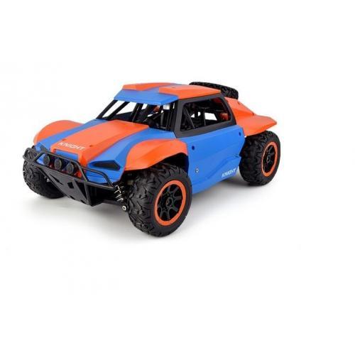 Радиоуправляемый спортивный автомобиль 4WD RTR масштаб 1:18 2.4G HuangBo Toys HB-DK1801