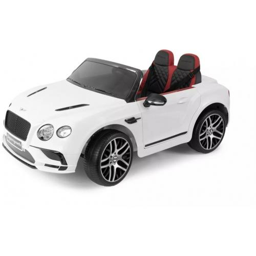 Электромобиль Bentley Continental Supersports White 12V - JE1155