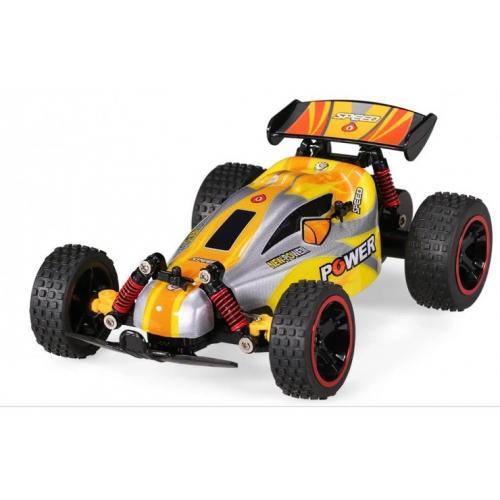 Радиоуправляемая багги 1:18 2.4G QY Toys