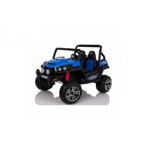 Детский электромобиль BUGGY (Полный привод) Harleybella Harleybella S2588-Blue