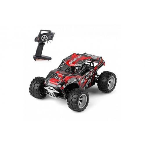 Радиоуправляемый монстр WL Toys 4WD RTR масштаб 1:18 2.4G