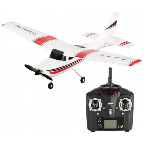 Радиоуправляемый самолет WL Toys Cessna 182