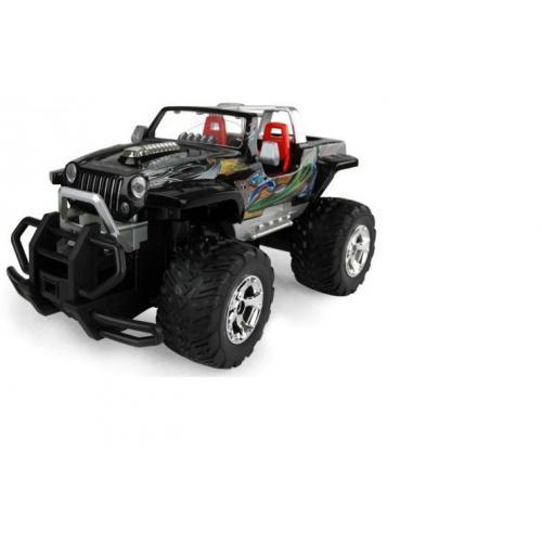 Джип радиоуправляемый Jeep Wrangler 2WD 1:12 (30 км/ч, 35 см, свет, до 70 м)