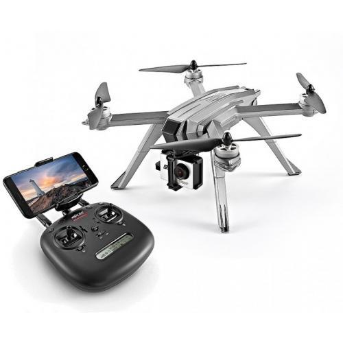 Радиоуправляемый квадрокоптер с камерой MJX Bugs 3 PRO FPV GPS RTF 2.4G