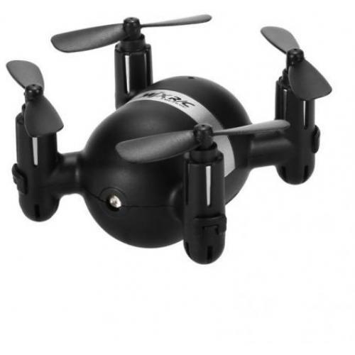 Радиоуправляемый мини-квадрокоптер MJX X919H Black WiFi FPV