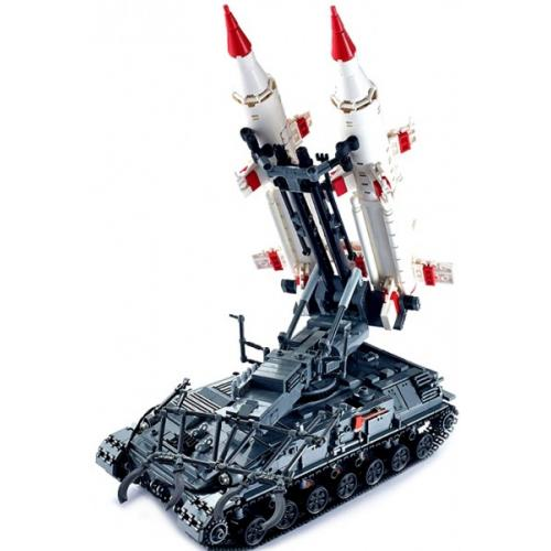 Конструктор XingBao Ракетная установка SA-4 GANEF (1469 деталей)