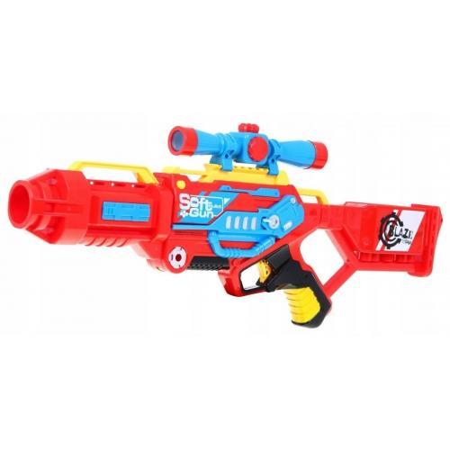 """Автомат """"BlazeStorm"""" с мягкими пулями (тройной выстрел"""