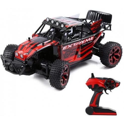 Радиоуправляемая багги X-Night RED 4WD 1:18