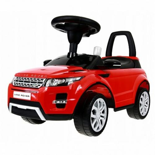 Толокар каталка Range Rover Evoque Red