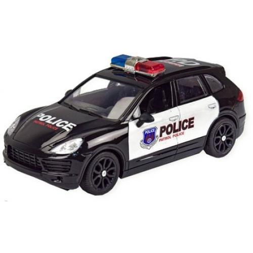 Радиоуправляемая полицейская машина