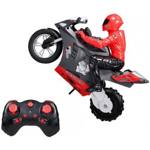 Радиоуправляемый мотоцикл (дрифт, GYRO, 1:6) 2.4G