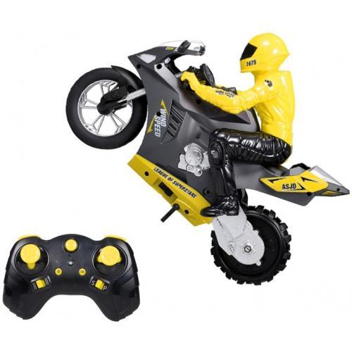 Радиоуправляемый мотоцикл (дрифт)
