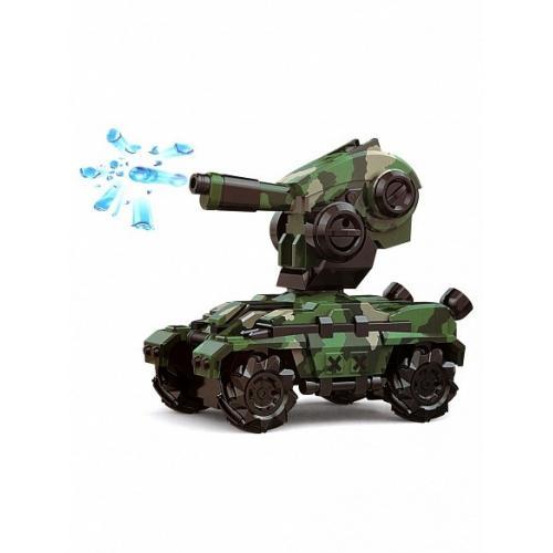 Танк-робот (3D дрифт, стреляет гелевыми пулями)
