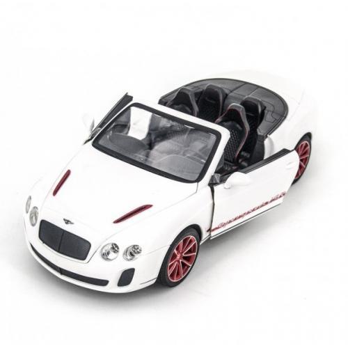 Радиоуправляемая машина Bentley, открываются двери и капот