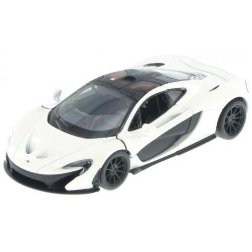 Радиоуправляемая машина MZ McLaren P1 White 1:14