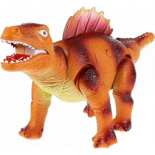 Радиоуправляемый динозавр - Диметродон (38 см, свет, звук)