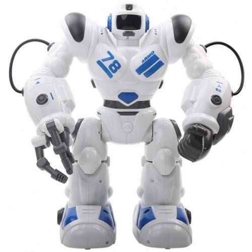 Радиоуправляемый интеллектуальный робот Jia Qi