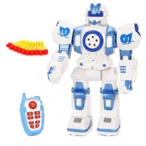 Радиоуправляемый интерактивный робот
