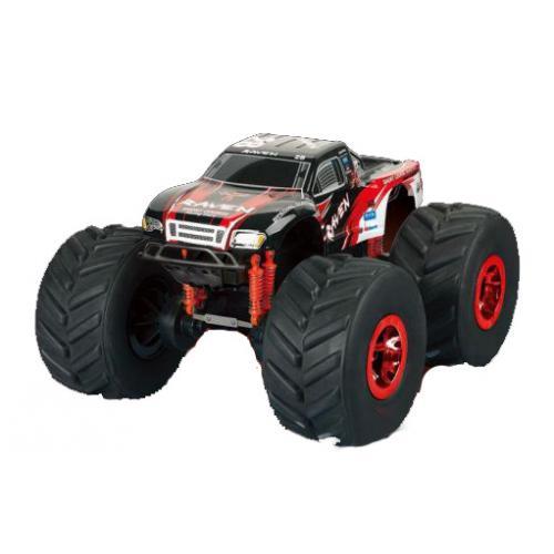Внедорожник радиоуправляемый БигФут 4WD 1:6 с огромными колесами (50 см, 15 км/ч)