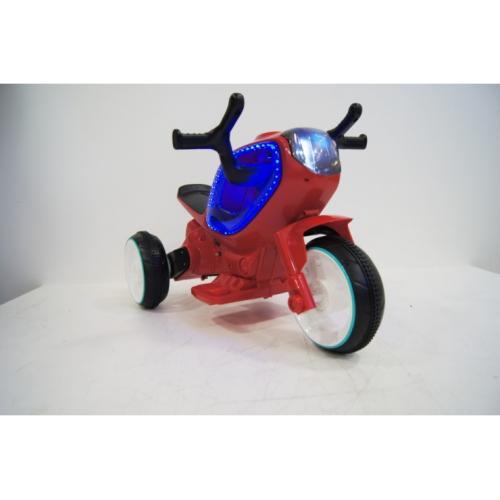 Детский мотоцикл на аккумуляторе Jiajia Red