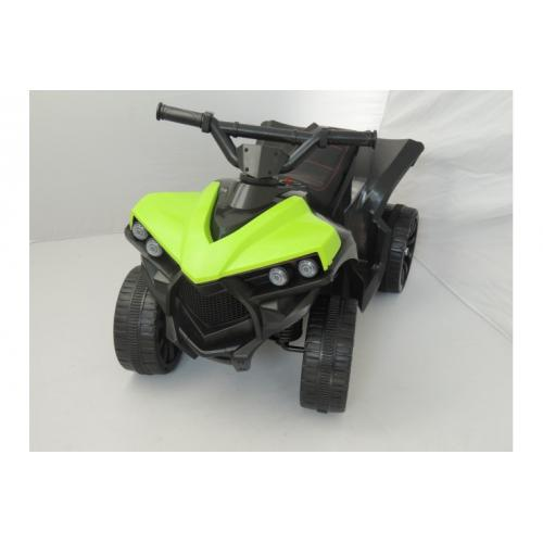Детский электроквадроцикл Jiajia RBT-570-Green