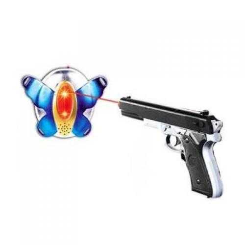 """Игровой набор из пистолетов """"Лазерный бой"""" на батарейках"""