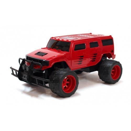 Радиоуправляемый джип Hummer красный 1:14 2.4G