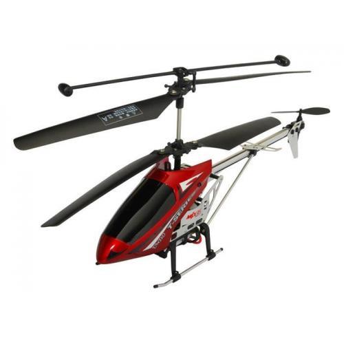 Радиоуправляемый вертолет MJX R/C i-Heli красный