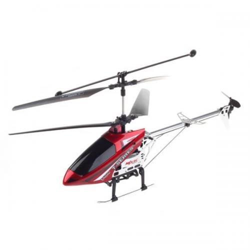 Радиоуправляемый вертолет MJX R/C i-Heli Shuttle Red