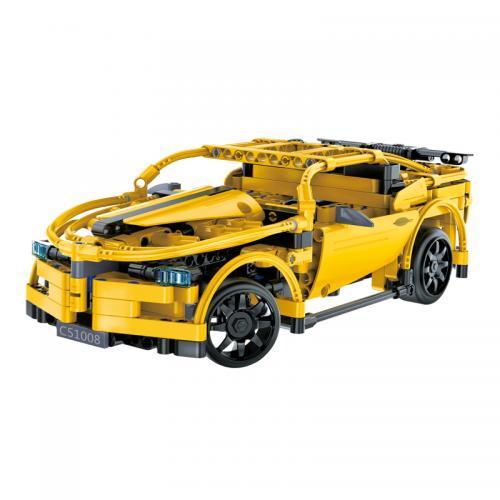 Набор деталей для сборки радиуправляемого автомобиля